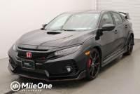 2018 Honda Civic Type R Touring Hatchback I4 DOHC 16V