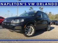 Used Volkswagen Tiguan Limited 2.0T in Orlando, Fl.