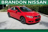 Pre-Owned 2013 Honda Civic Coupe Si