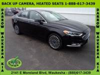 2017 Ford Fusion SE Sedan For Sale in Madison, WI