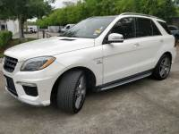 Pre-Owned 2015 Mercedes-Benz M-Class ML 63 AMG® AWD 4MATIC®