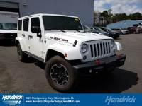 2016 Jeep Wrangler Unlimited Rubicon Hard Rock Convertible in Franklin, TN