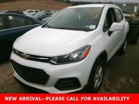 Used 2017 Chevrolet Trax LS SUV AWD for Sale in Stow, OH