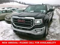 Used 2016 GMC Sierra 1500 SLE Truck Extended Cab 4WD for Sale in Stow, OH