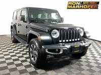 Used 2018 Jeep Wrangler Unlimited Sahara SUV 4WD for Sale in Stow, OH
