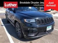2018 Jeep Grand Cherokee High Altitude SUV