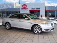 Pre-Owned 2013 Ford Taurus Limited FWD 4dr Car