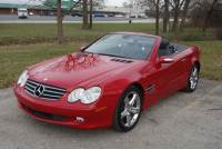 2006 Mercedes Benz S-Class -SL 500-CONVERTIBLE-NO HAGGLE BUY IT NOW PRICE-CARFAX AMG SPORTS PACKAGE
