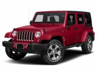 Used 2017 Jeep Wrangler JK Unlimited Sahara 4x4 SUV in Bowie, MD