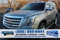 Certified Pre-Owned 2018 Cadillac Escalade 4WD Premium Luxury VIN 1GYS4CKJ8JR168142 Stock Number 1868142