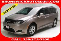 Used 2017 Chrysler Pacifica Touring-L Plus in Brunswick, OH, near Cleveland