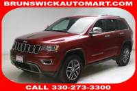 Certified Used 2017 Jeep Grand Cherokee Limited 4x4 in Brunswick, OH, near Cleveland