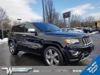 Certified Used 2016 Jeep Grand Cherokee Overland 4WD Overland Long Island, NY