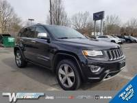 Certified Used 2015 Jeep Grand Cherokee Overland 4WD Overland Long Island, NY