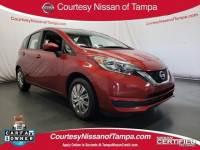 Certified 2018 Nissan Versa Note SV Hatchback in Jacksonville FL
