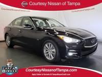 Pre-Owned 2016 INFINITI Q50 2.0t Premium Sedan in Jacksonville FL