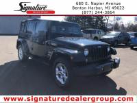 2015 Jeep Wrangler Unlimited Unlimited Sahara SUV 4WD