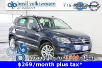 2016 Volkswagen Tiguan 2.0T SUV All-wheel Drive