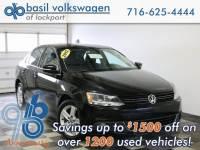 2012 Volkswagen Jetta 2.0L TDI (A6) Sedan Front-wheel Drive