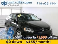 2011 Volkswagen Jetta 2.0L TDI Sedan Front-wheel Drive