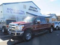 Used 2015 Ford F-350 Lariat 4x4 Crew Cab 8 ft. box 172 in. WB SRW Sedan For Sale Bend, OR