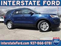 Used 2016 Ford Explorer Base SUV 6-Cylinder SMPI DOHC in Miamisburg, OH