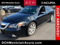 2009 Acura RL 4dr Sdn Tech Pkg (Natl)