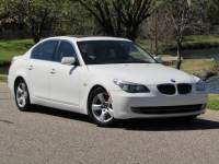 2008 BMW 535i NAVIGATION, HEATED SEATS, PREMIUM PKG, PARKING ASSIST