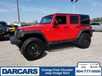 2016 Jeep Wrangler JK Unlimited Sport 4X4 in Jacksonville