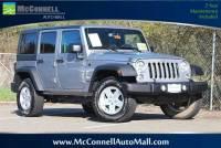 2018 Jeep Wrangler JK Unlimited Sport 4x4 SUV - Certified Used Car Dealer Serving Santa Rosa & Windsor CA