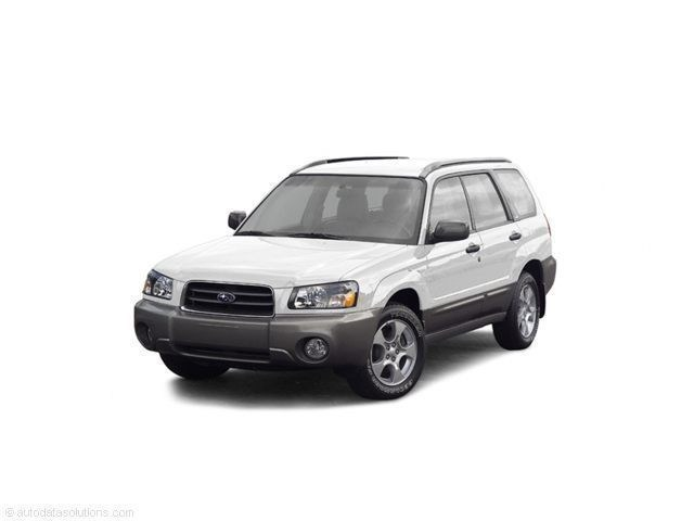 Photo Used 2004 Subaru Forester 2.5 XT for sale in San Antonio, TX