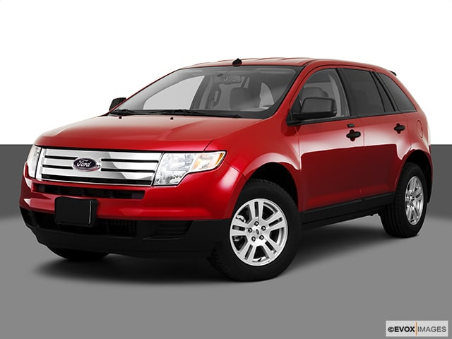 Photo Used 2010 Ford Edge SEL for sale in Milwaukee WI