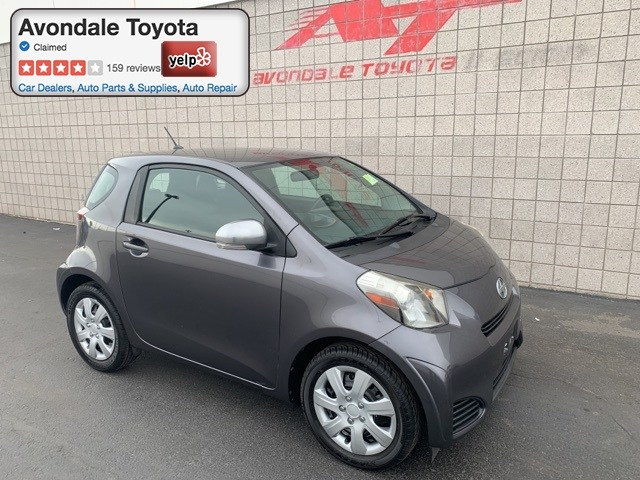Photo Pre-Owned 2012 Scion iQ CVT-I Hatchback Front-wheel Drive in Avondale, AZ