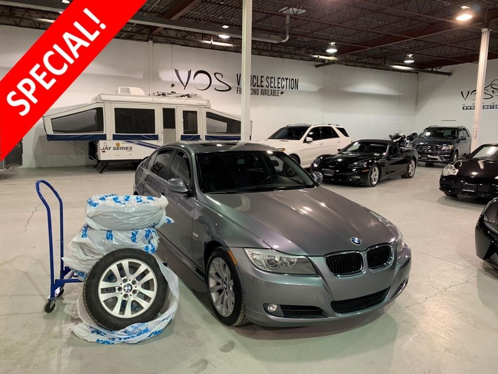 Photo Used 2011 BMW 328 For Sale at VOS MOTORS  VIN WBAPK7G51BNN85709