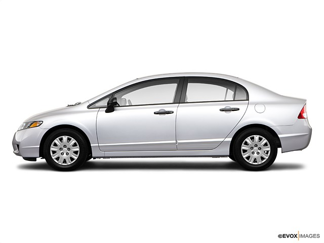 Photo Used 2010 Honda Civic For Sale in St. Cloud, MN
