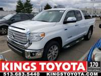 Used 2014 Toyota Tundra Limited Truck Double Cab in Cincinnati, OH