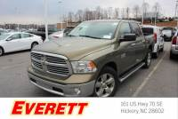 Pre-Owned 2015 RAM 1500 SLT Big Horn Crew Cab 4x4 4WD