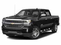 Used 2017 Chevrolet Silverado 1500 High Country Truck Crew Cab