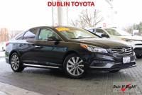 Used 2016 Hyundai Sonata Sport Sedan in Dublin, CA