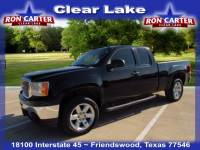 2013 GMC Sierra 1500 SLE 2WD Truck Extended Cab near Houston