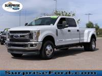 Used 2017 Ford F-350 Truck Crew Cab V-8 cyl For Sale in Surprise Arizona