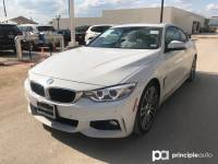 2016 BMW 4 Series 428i w/ M Sport/Premium/Driving Assist/Navigation Coupe in San Antonio