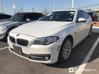 2016 BMW 5 Series 528i w/ Luxury Line/Premium/Drivnig Assist Plus Sedan in San Antonio