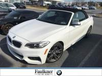 Certified Pre-Owned 2016 BMW 2 Series M235i xDrive Convertible in Lancaster