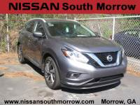 Certified Pre-Owned 2018 Nissan Murano Platinum FWD SUV