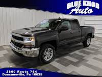 2016 Chevrolet Silverado 1500 LT Truck Double Cab in Duncansville | Serving Altoona, Ebensburg, Huntingdon, and Hollidaysburg PA
