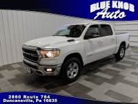 2019 Ram 1500 Big Horn Truck Crew Cab in Duncansville | Serving Altoona, Ebensburg, Huntingdon, and Hollidaysburg PA