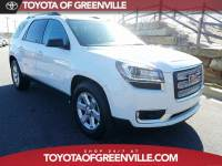 Pre-Owned 2016 GMC Acadia SL SUV in Greenville SC