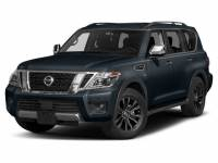 Pre-Owned 2019 Nissan Armada Platinum SUV in Greenville SC