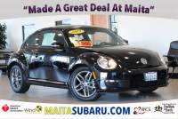 Used 2012 Volkswagen Beetle 2.5L Available in Sacramento CA